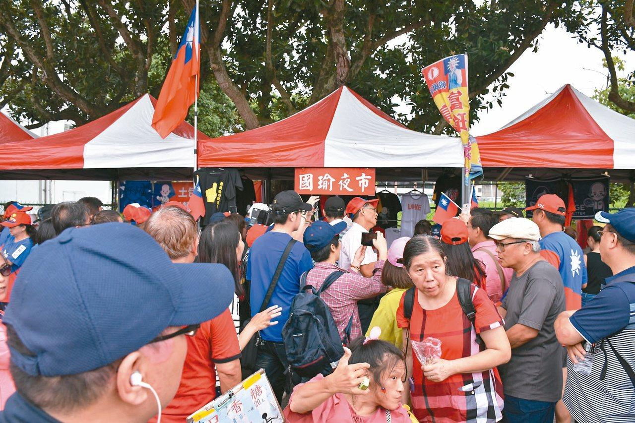 庶民經濟成為台灣選舉熱門話題。國民黨總統參選人韓國瑜主打庶民經濟,他日前在花蓮舉...