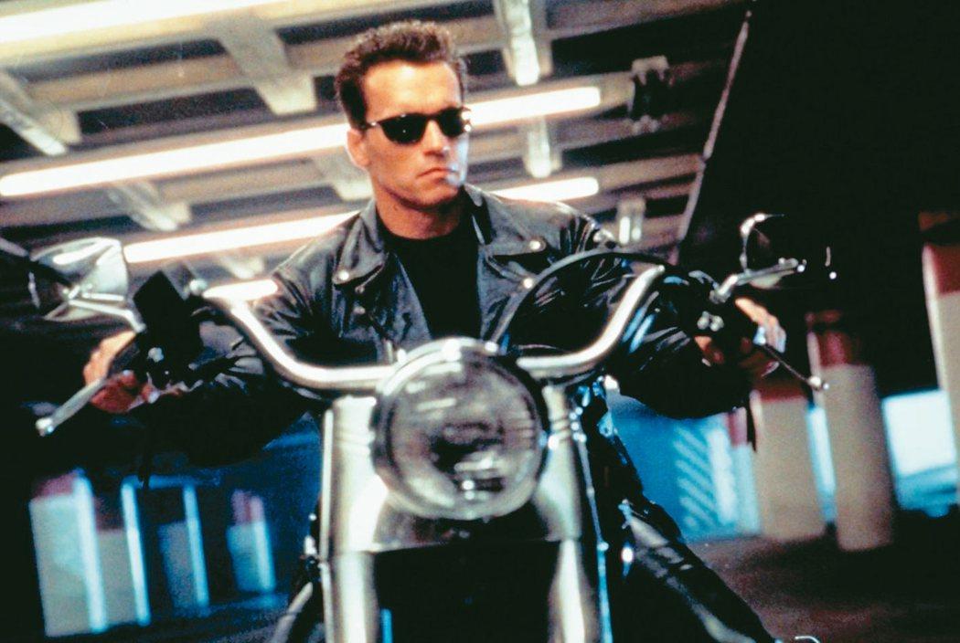 「魔鬼終結者2」當初在全球上映時造成極大轟動。 圖/聯合報系資料照