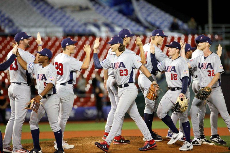 奧運棒球美洲區資格賽和世界棒球經典賽資格賽都在今天宣布延期。 (歐新社)