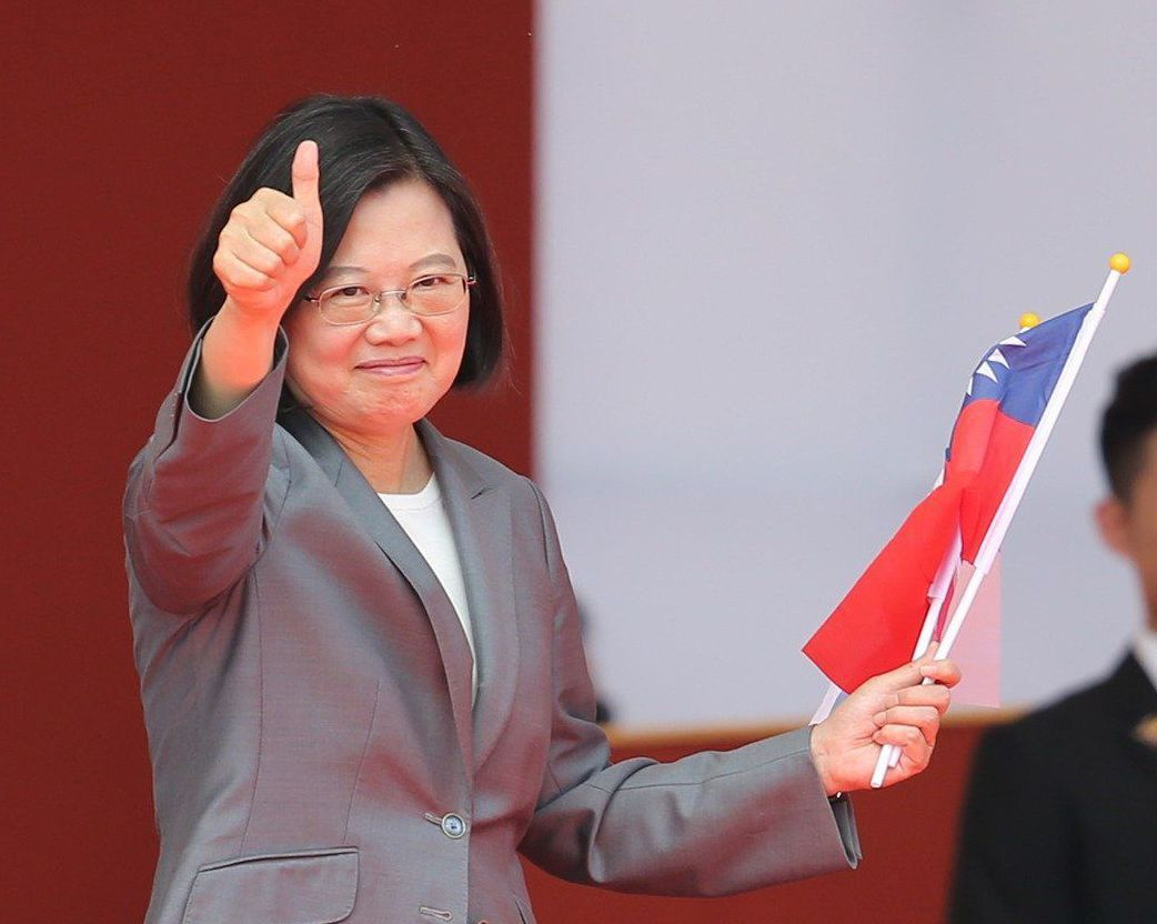 今年雙十國慶演說中,蔡總統強調拒絕「一國兩制」是2300萬台灣人民最大的共識。 ...