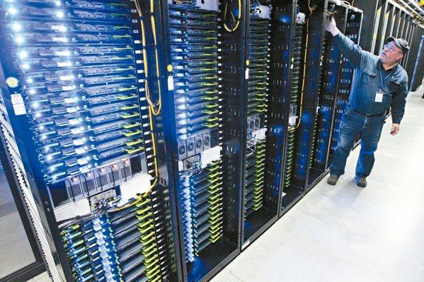 臉書、微軟、亞馬遜等雲端三大咖傳出明年伺服器訂單重新分配,伺服器代工一哥廣達成功...