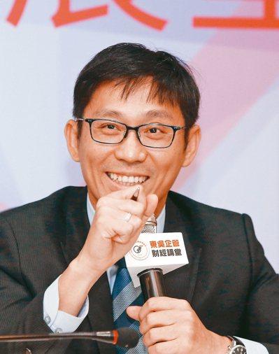 玉山金控科技長陳昇瑋驟逝。 聯合報系資料照/記者鄭超文攝影