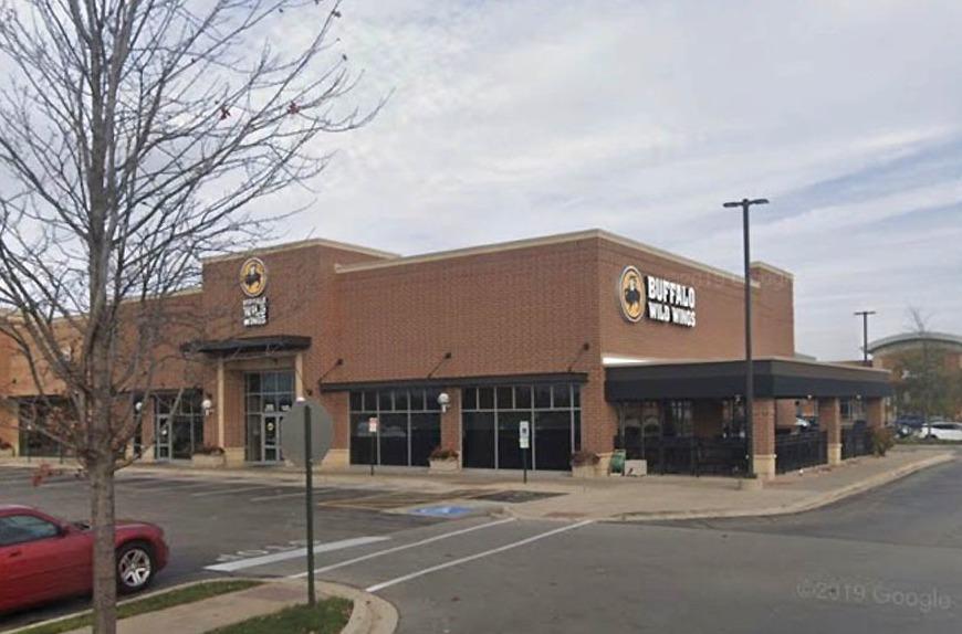 位於瑞柏市Buffalo Wild Wings連鎖餐廳。(google地圖)