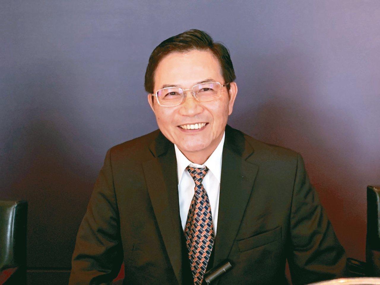 南亞科總經理李培瑛。圖/聯合報系資料照片