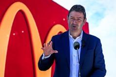 與員工相戀遭開除 麥當勞前CEO仍能領11億股票