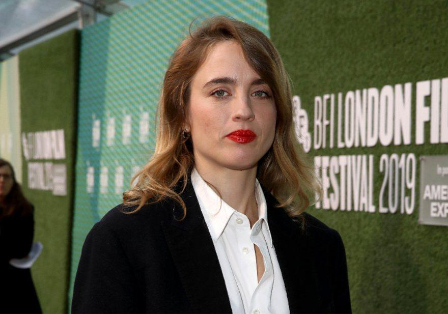 法國凱撒電影獎影后阿黛兒艾奈爾(Adele Haenel)。 美聯社