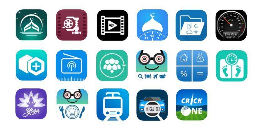 外國資安網站Wandera公佈17款含有木馬程式的App。圖擷自Wandera