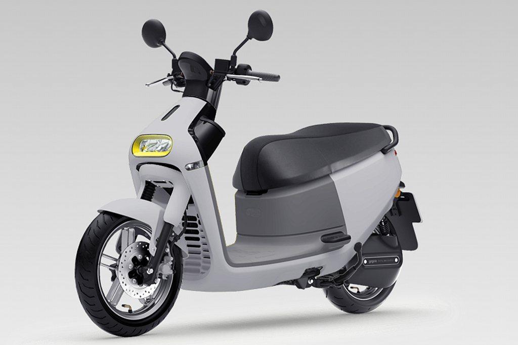 Gogoro 3 Plus芝麻灰新色全面開賣。 圖/Gogoro提供