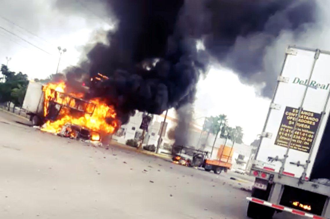 今年10月17日,在庫利亞坎例行巡邏的墨西哥國家衛隊軍警,「無意」間逮捕了奧維迪...