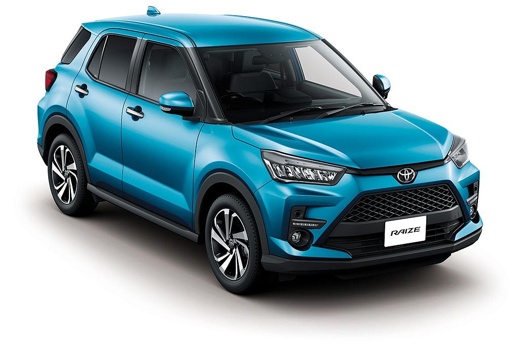 國產小休旅殺手會是它?日規Toyota Raize免50萬、平均油耗超過20.0km/L開賣