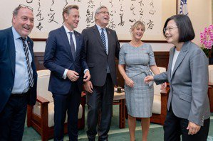 荷蘭力挺台灣,我們卻對中共危機視而不見?