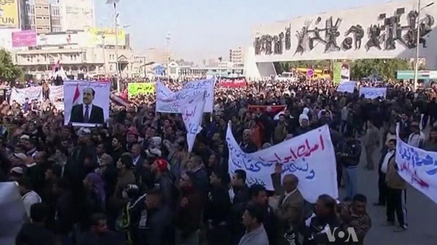 伊拉克民眾不滿現有政治體系的腐敗與伊朗的干政,上街要求全面改革。(圖為示意圖)(...