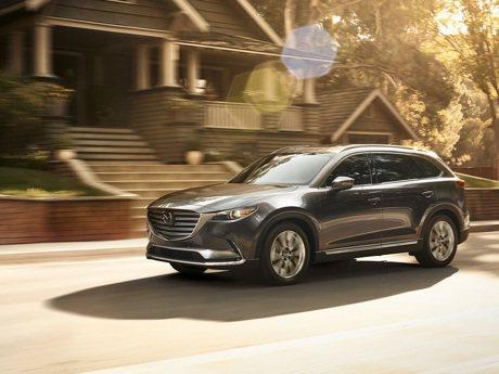 美規2020 Mazda CX-9改款發表!入手價33,790美元起!