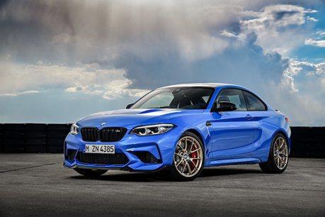 更輕更強悍的BMW M2 CS廠照流出 最快本月發表!