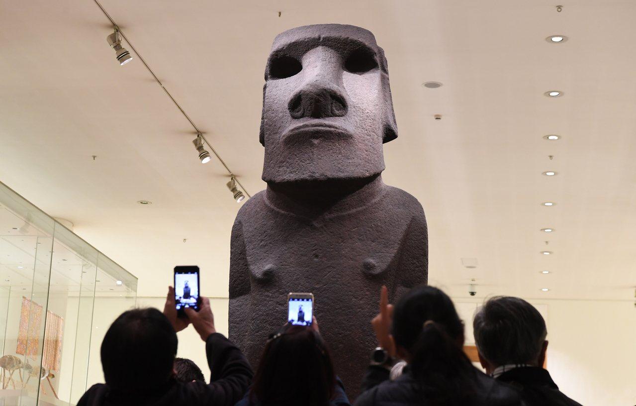 人權律師羅伯遜指控大英博物館收受全球最多「贓物」,呼籲歐美博物館歸還掠奪而來的珍...