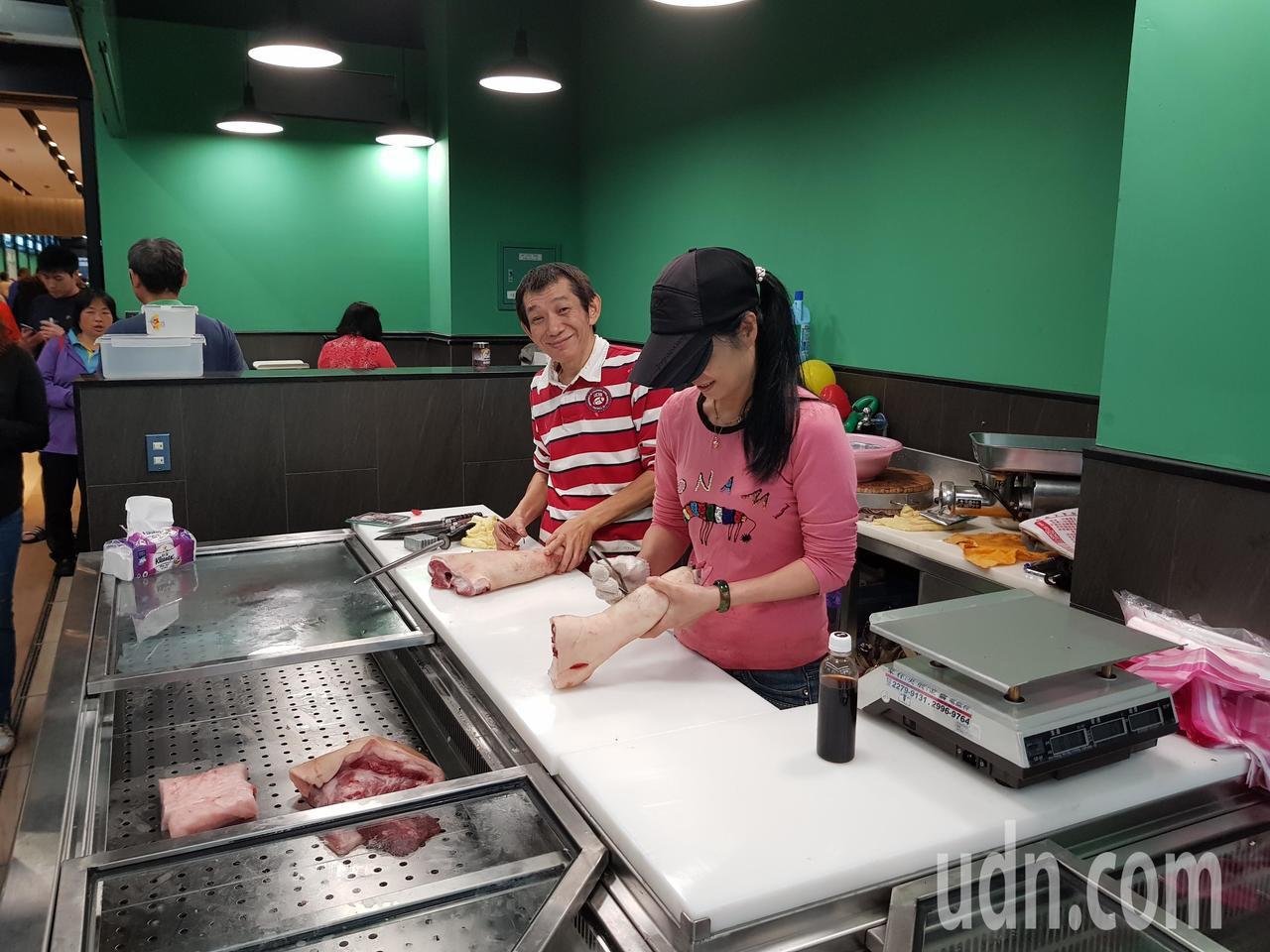 大龍市場像超市今試營運 學者:傳統味還在