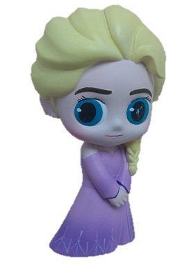 全家便利商店推出「冰雪奇緣2」經典公仔,每款售價195元,共6款。圖/全家便利商...
