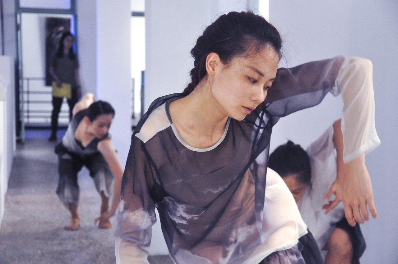 2020年度羅曼菲舞蹈獎助金得主賴思穎。圖/雲門提供