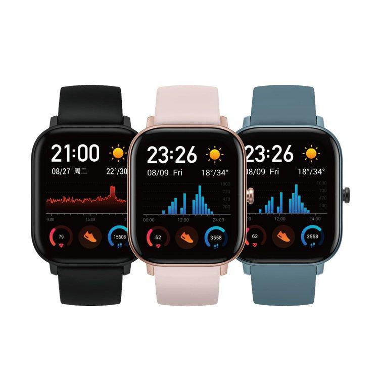 燦坤3C獨家首賣新品:Amazfit GTS魅力版智慧手表,原價4,395元、預...