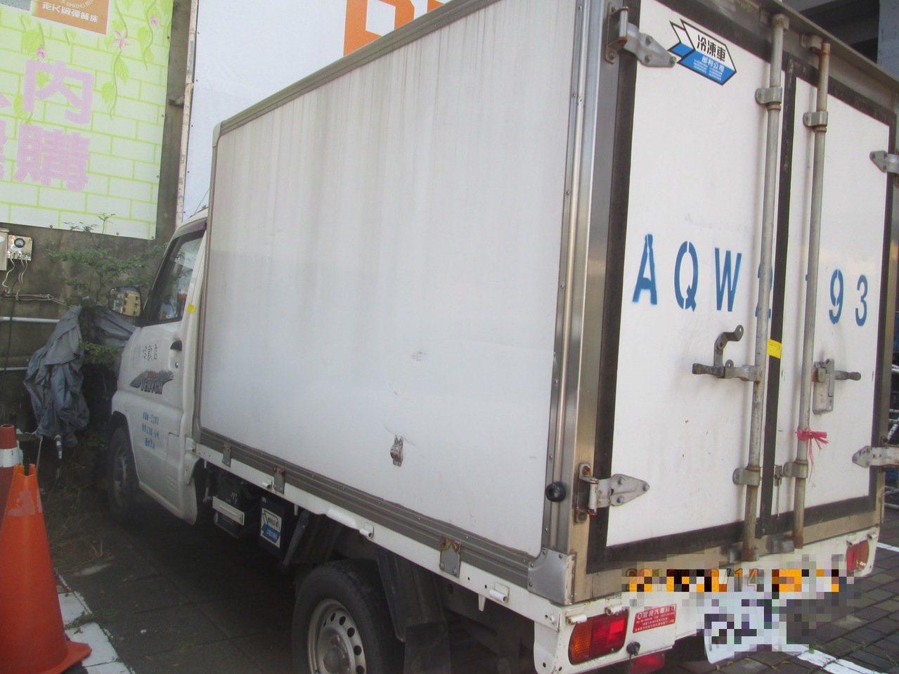 外界關注度最高的2014年份中華小貨車1299CC ,第2次拍賣,價格直接下殺5...