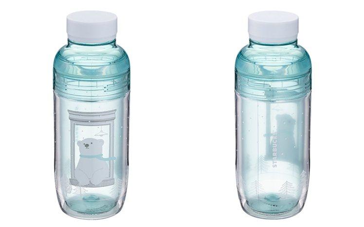 北極熊祝福冷水壺,售價550元。圖/星巴克提供