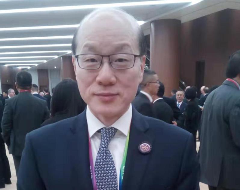 大陸國台辦主任劉結一昨天說,新惠台廿六條發布上路後短短一天,台胞反應都非常好。 記者戴瑞芬/攝影