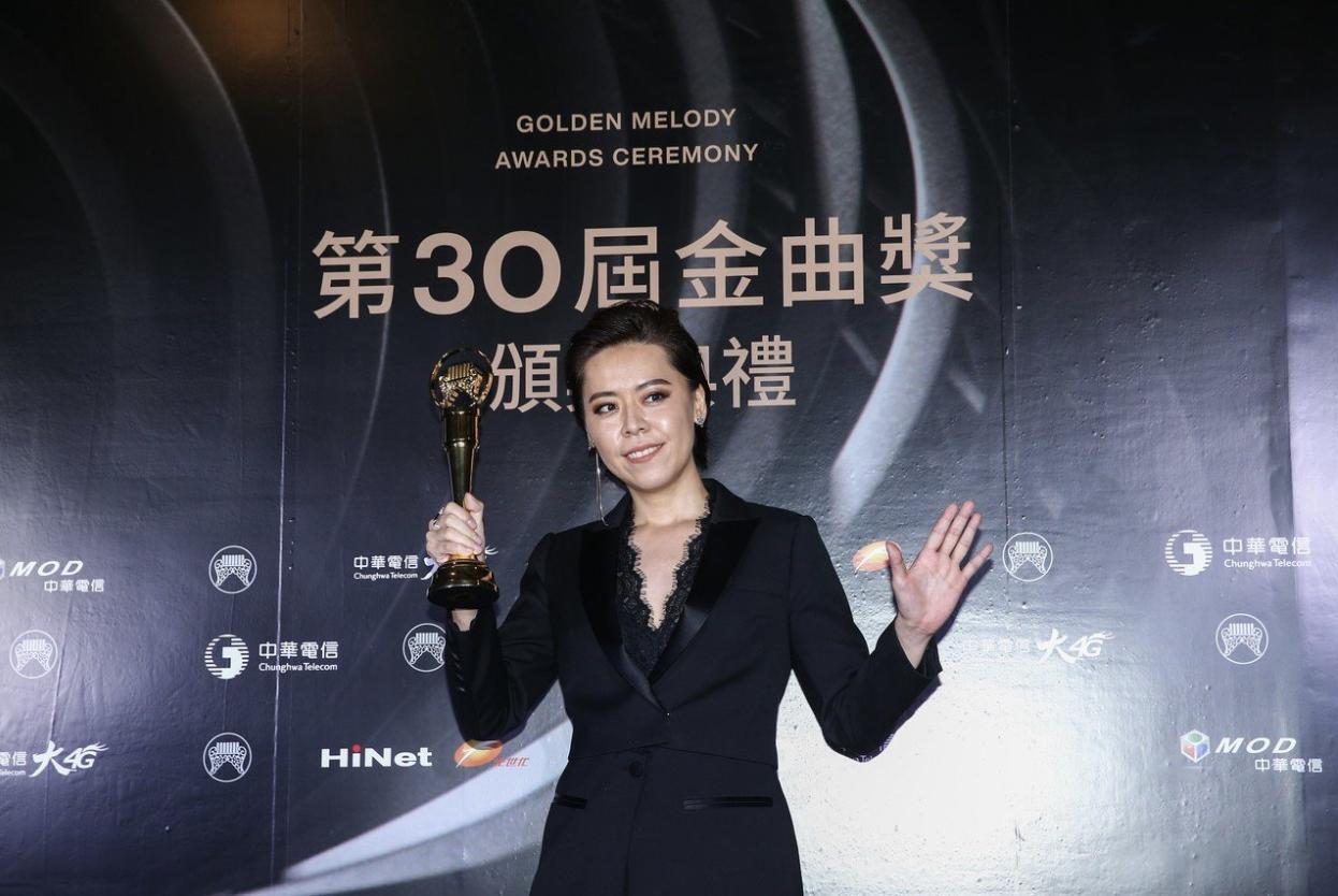 今年以《露螺》專輯,拿下金曲獎最佳台語女歌手獎的江惠儀,確定列入台灣民眾黨不分區...