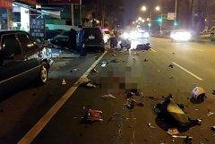 全台都會區死亡路口 7成車禍都中這招…