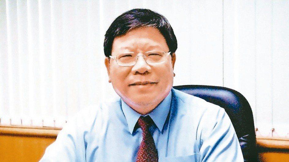 臻鼎董事長沈慶芳。 報系資料照