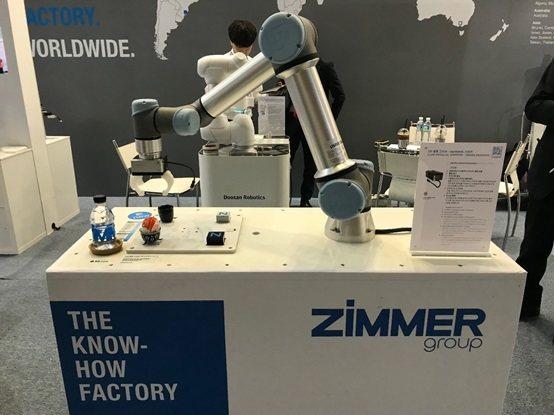 榮獲2018年產品類Red Dot設計大獎的ZIMMER GEH6000IL長行...