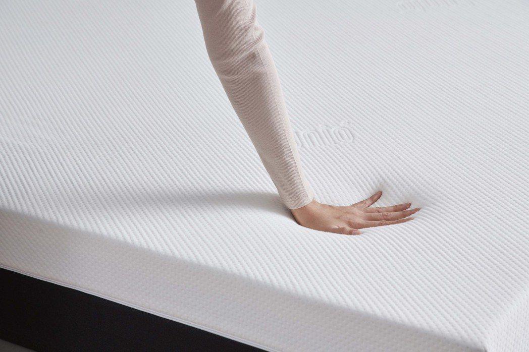 絕佳服貼的支撐力,能有效保持脊椎生理曲度,讓Lunio樂誼臥名床成為泰國網購熱銷...