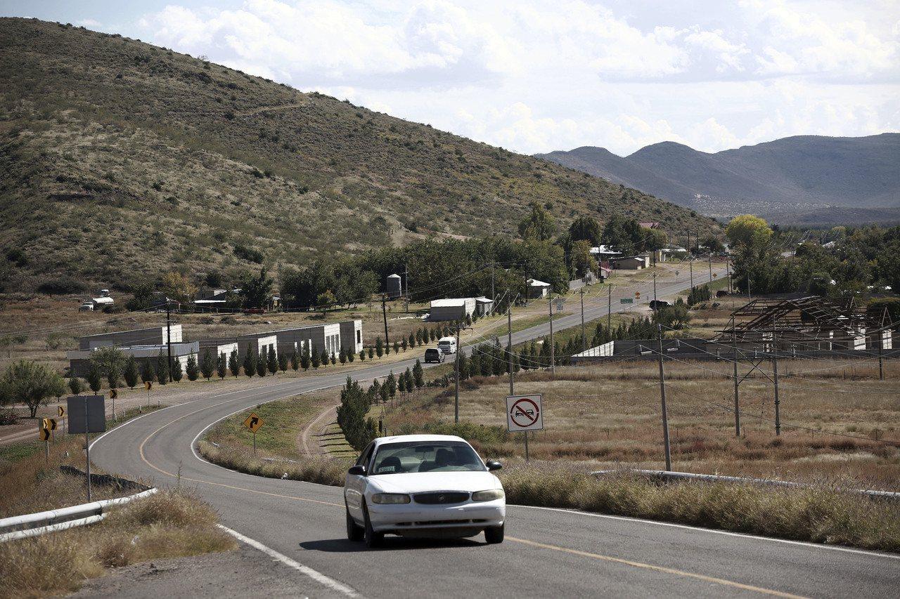 百餘年經營,萊巴倫家族在墨西哥北部占地廣大。 美聯社