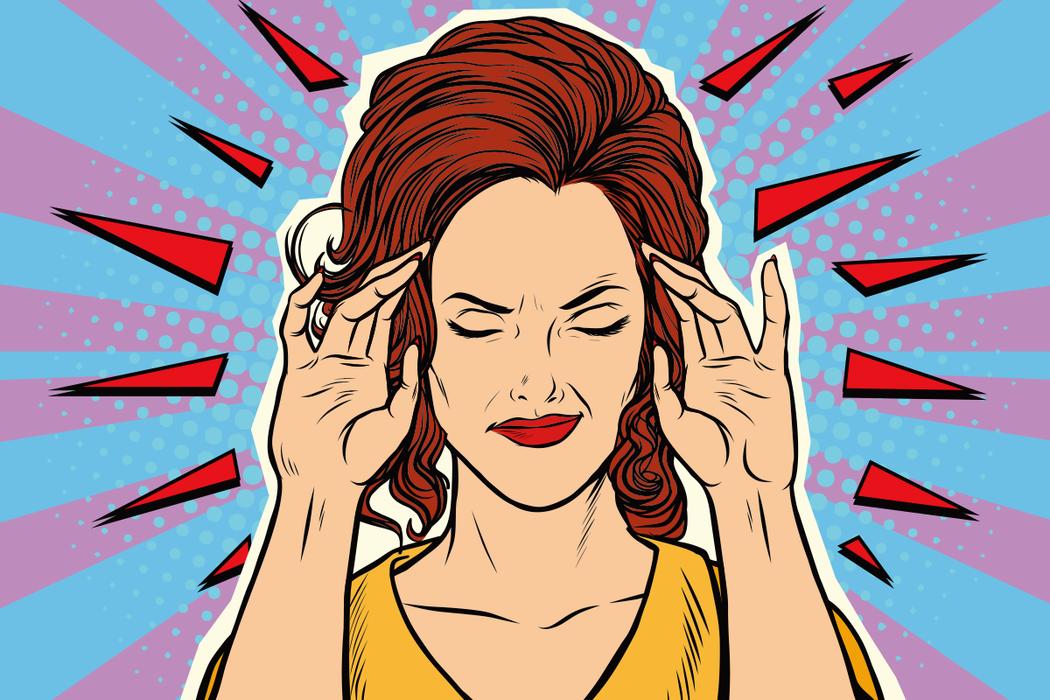 洗完頭用冷風吹頭髮,會造成頭痛等後遺症,是迷信嗎? 圖/ingimage