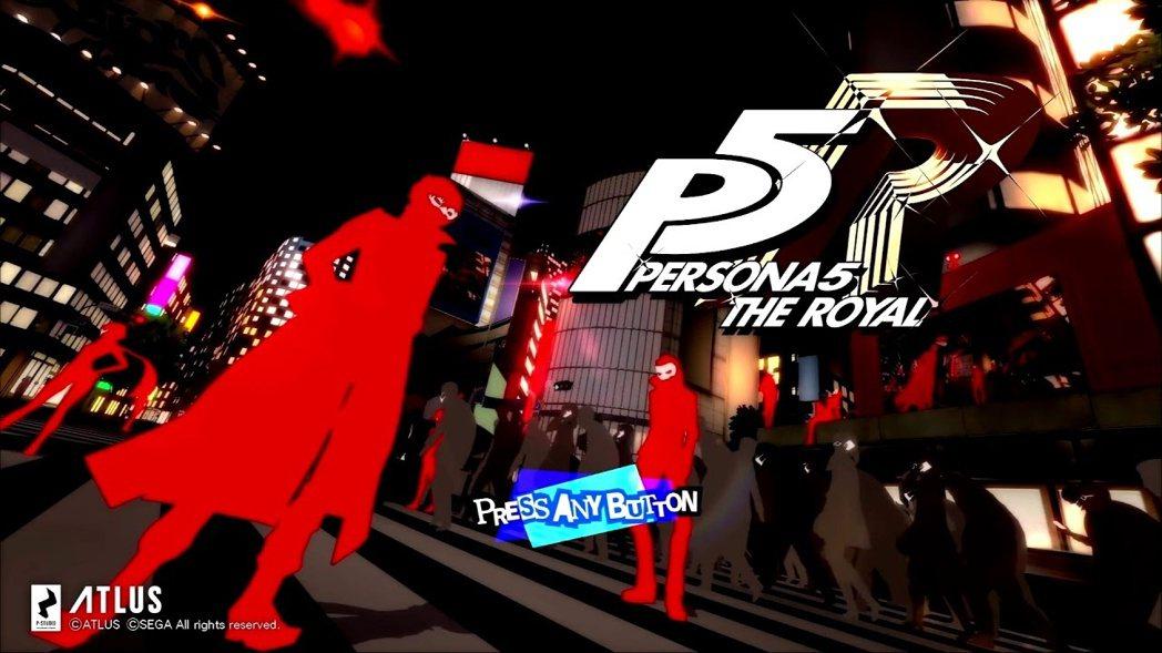 取代「Phantom」的新Main menu曲ー「Royal Days」,完美詮...