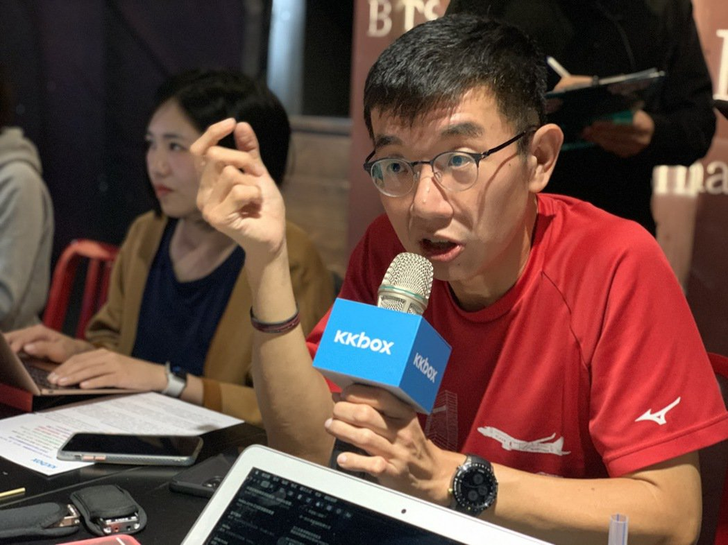 KKBOX總裁李明哲表示,「串連」已成為 KKBOX 紮根娛樂市場 15年後最重...