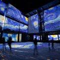 《再見梵谷-光影體驗展》將首度登台!近3層樓高巨幕,讓你直接「走入畫中」