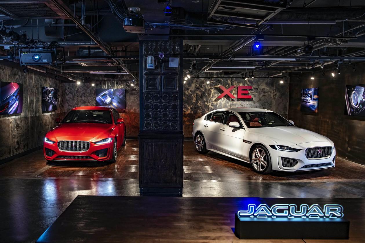 預售價219萬元起 小改款Jaguar XE預告台北車展發表!
