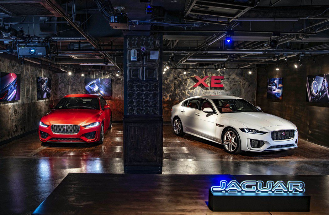 New Jaguar XE即日起啟動接單預售,建議預售價219萬元起,入主即享J...