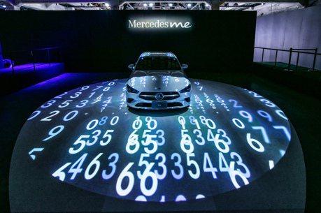 Mercedes-Benz擘劃電動車願景 互聯科技開啟嶄新的數位生活體驗