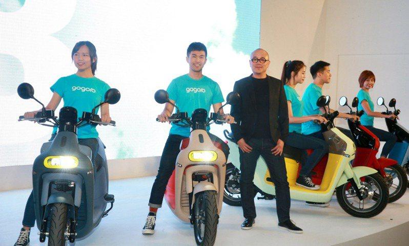 國發會主委陳美伶今天宣布好消息,台灣創新創業蓬勃發展,現已孵出2隻獨角獸,分別是睿能公司(Gogoro)與專精於人工智慧(AI)的台灣新創公司沛星互動科技(Appier)。 圖/聯合報系資料照