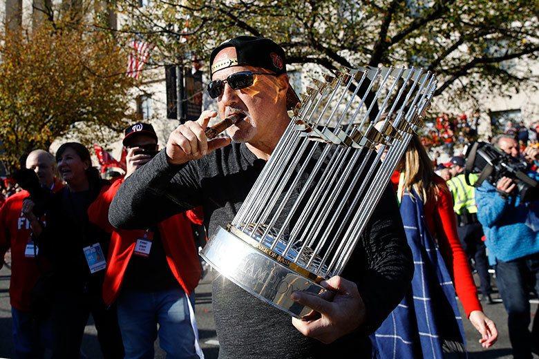 國民總管瑞佐是球探出身的老派棒球人,他當然願意花費較大的資源在球探的情報蒐集上,...