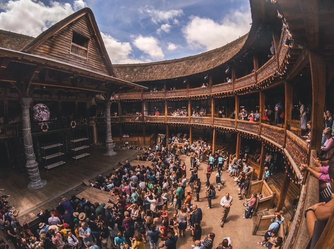 莎士比亞環球劇院(圖/secretldn.com)