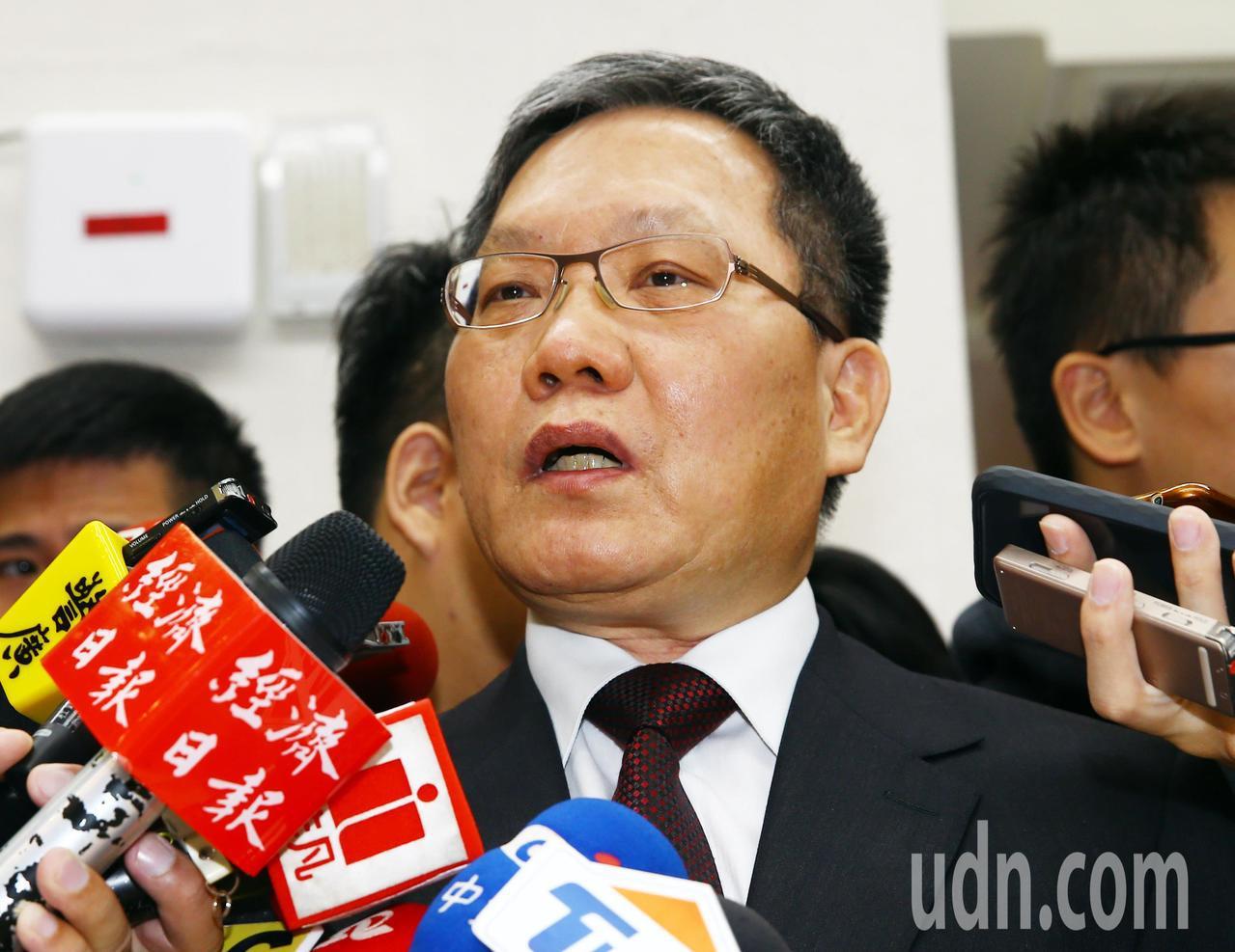 聯合國貿易發展會議公布美中貿易戰相關報告,指出台灣是美中貿易戰最大贏家。財政部長...