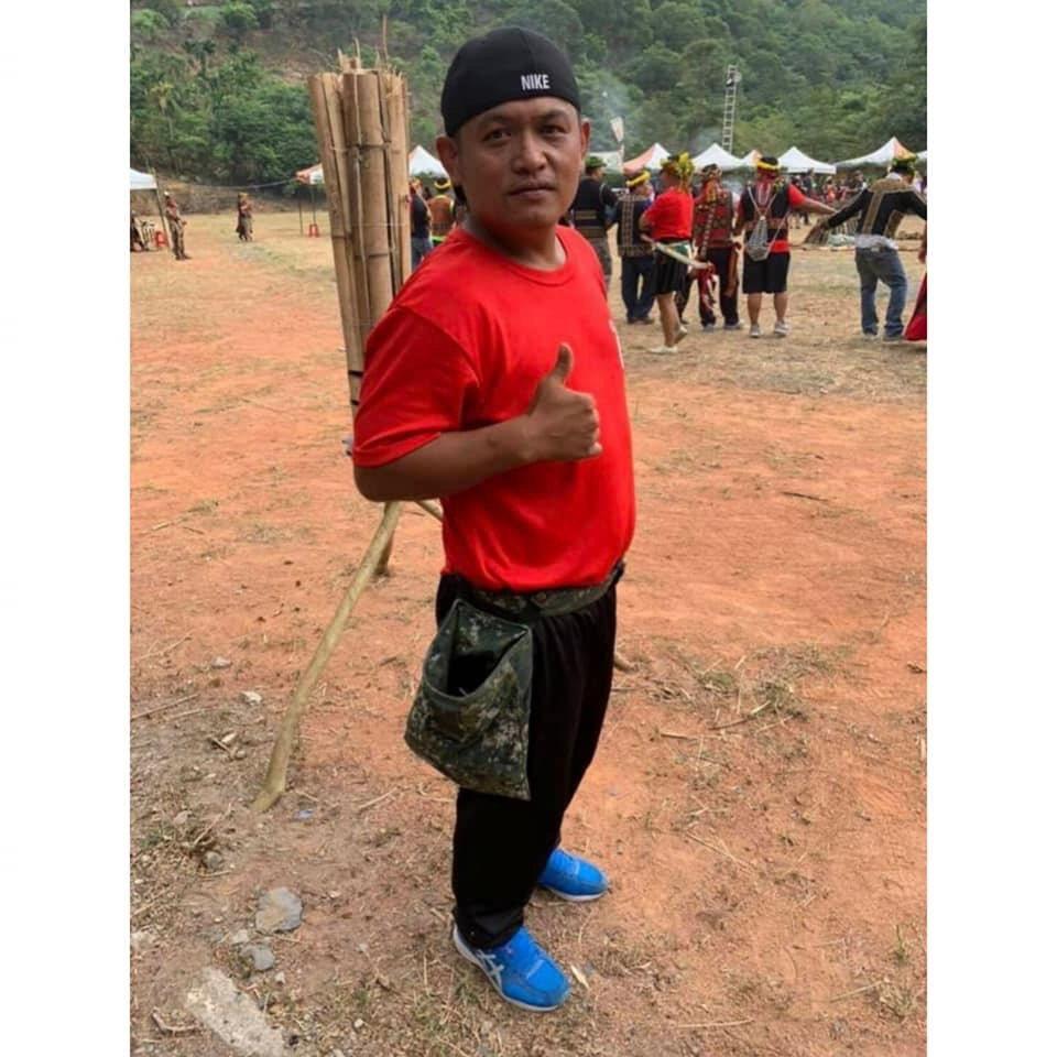 體重115公斤的特戰士官戴吉雄,靠低油低糖飲食加上運動,5個月內減去35公斤,恢...