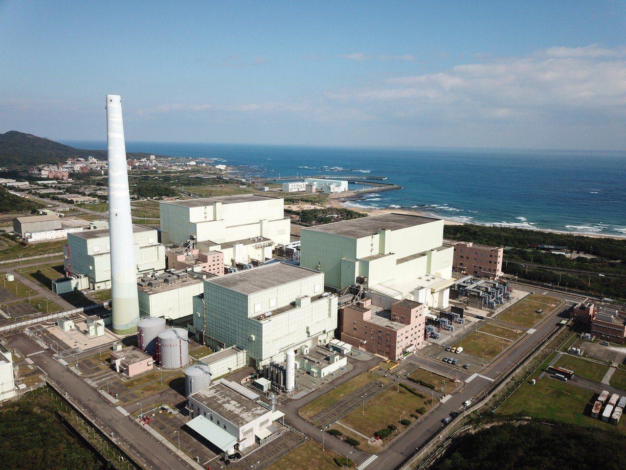 核四廠。報系資料照片