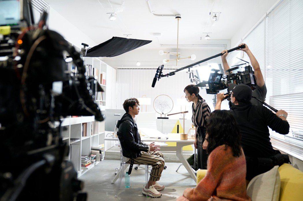 「極道千金」揭開劉以豪私底下的反差萌,讓粉絲非常期待。圖/Netflix提供