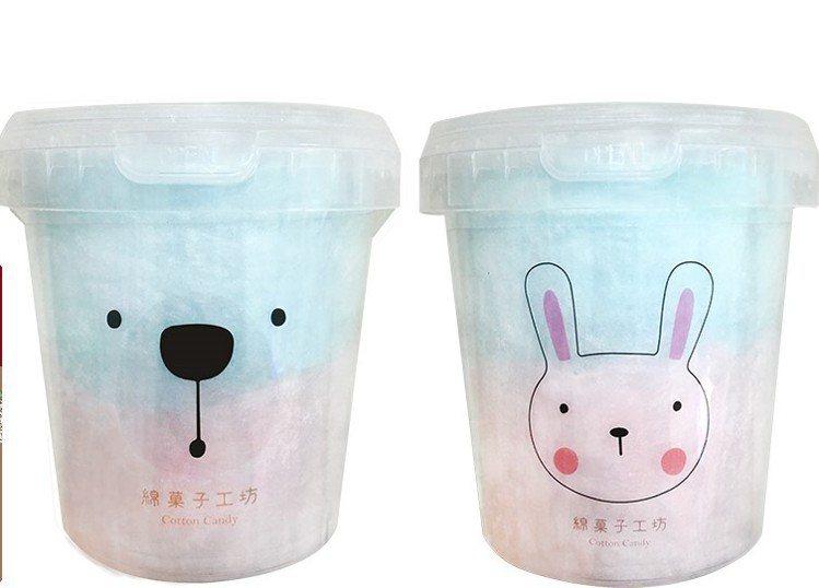 7-ELEVEN推出綿果子雙色棉花糖,售價120元,即日起至12月17新品嘗鮮價...