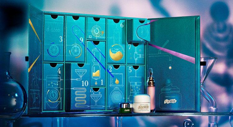 海洋拉娜推出「奇幻實驗室倒數日曆」,售價15,800元。圖/海洋拉娜提供