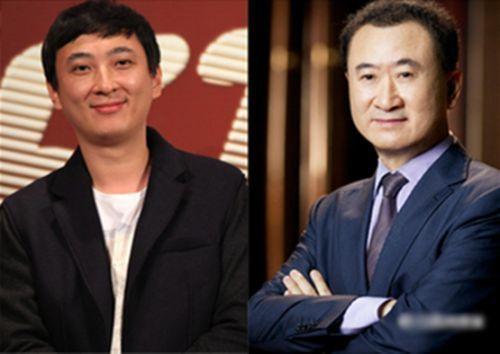 萬達集團創辦人王健林(右)之子王思聰(左),被北京市第二中級人民法院列為被執行人,欠債約人民幣1.5億元。照片/百度圖庫