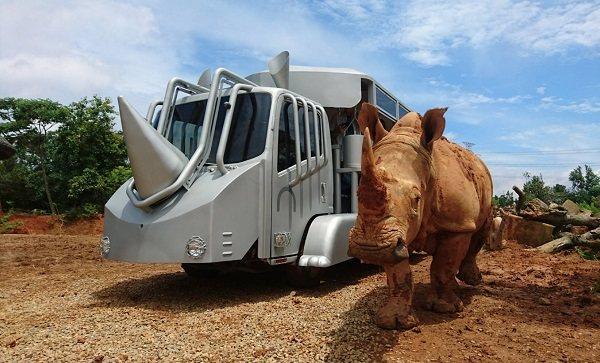 六福莊擁抱白犀牛‧住房專案特價43折特價14,999元。圖/六福旅遊集團提供
